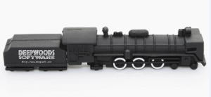 Steam locomotive shape USB drive