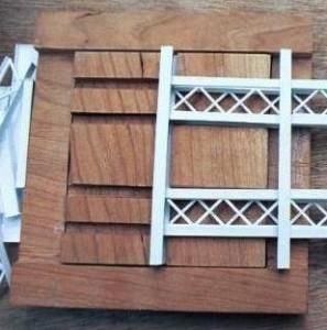 Floor, Step 1