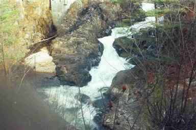 Vt. waterfall