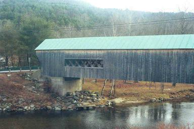 Vt. Covered bridge