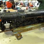 Northern Steam locomotive